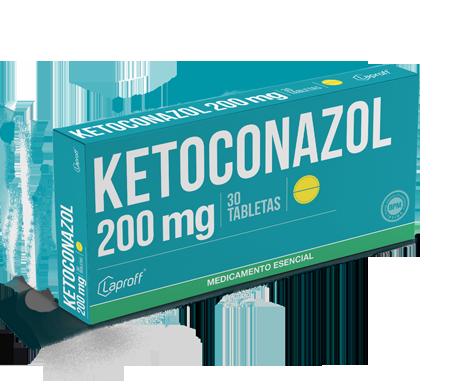 Para que sirve el ketoconazol tabletas 200 mg